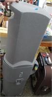 Large Grey Hardcase Storage Container