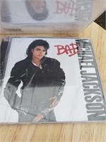 Michael Jackson Lot of 4 CDs