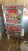 Vintage Super Seven Slot Machine