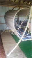Covered Swing