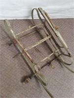 [M] 2 structures de poussettes anciennes -