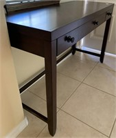 21 - BEAUTIFUL ENTRYWAY TABLE W/ 3 DRAWERS