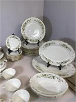 Lg set china, Vogue Ceramics, Governors Mansion