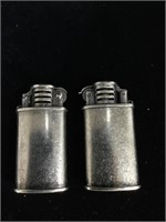 Pair of vintage-Style Camel Lighters
