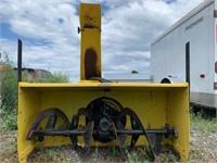 Farm Auction - Ferme LCM Quesnel Inc.