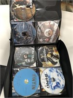 714 - HUGE COLLECTION OF DVD MOVIES (A)