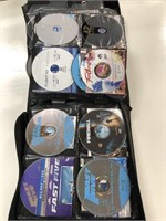 714 - HUGE LOT OF DVD MOVIES (C)
