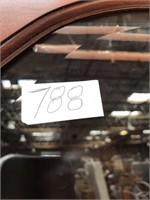 788 - BEAUTIFUL WOOD CHINA CABINET