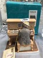 788 - PAIR OF EMMETT KELLY CLOWN FIGURINES W/BOXES