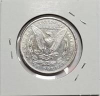 1898 SILVER MORGAN DOLLAR (5)