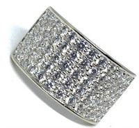 14KT WHITE GOLD 2.00CTS DIAMOND RING