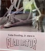 SIGNED CUBA GOODING JR. IN GLADIATOR JSA CERTIFIED