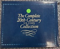 THE COMPLETE 20TH CENTURY COIN COLLECTION (28)
