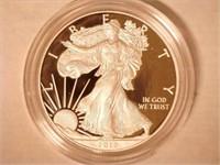 2012 American Eagle, Silver 1 Dollar Proof
