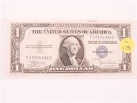 1935C Series 1935 C Silver Certificate 1 Dollar