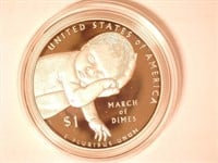 2015 Comm. Silver March of Dimes 75th Anniversary