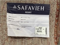 C - NEW SAVFAVIEH ALBURN 8 X 10 AREA RUG