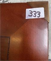 333 - STUNNING COFFEE TABLE W/DRAWERS & STORAGE SP