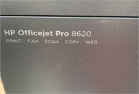 335 -HP OFFICEJET PRO 8620 PRINT/FAX/SCAN/COPY/WEB