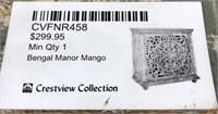 43 - NEW WMC 2 DOOR BENGAL MANOR CABINET ($299.95)