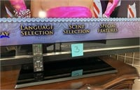 335 - SONY 52 INCH LCD DIGITAL COLOR TV W/REMOT(3)