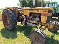 Maaland Equipment Auction