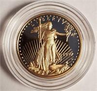 1997 1/4 OZ FINE GOLD $10 DOLLAR COIN (2)