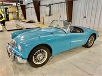 Morgan Estate Auction: Auto Garage, Entertainment & More