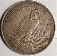 1924 - PEACE SILVER DOLLAR (15)