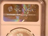1998 American Eagle, Silver 1 Dollar