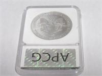 1995 American Eagle, Silver 1 Dollar
