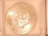 2012 American Eagle, Silver 1 Dollar