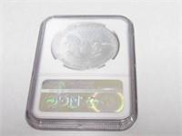 1991 American Eagle, Silver 1 Dollar