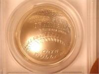 2014 Comm. Silver, National Baseball Hall of Fame