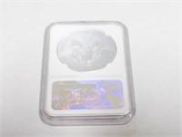 2017 American Eagle, Silver 1 Dollar
