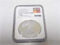 2017 American Eagle, Silver 1 Dollar Proof