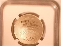2014 Comm. Silver Baseball Hall of Fame, Proof