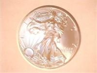 2011 American Eagle, Silver 1 Dollar. 20 QT