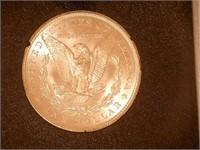 1883 Morgan 1 Dollar