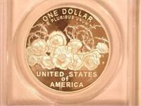 2018 Silver Medal 1 Dollar Air Service