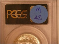1920 Comm.  Silver 50 Cents Pilgrim Tercentenary