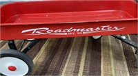 714 - RED ROADMASTER WAGON