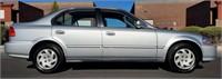1997 HONDA CIVIC EX - 21,251 MILES MINT CONDITION