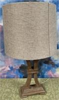 43 - NEW WMC BEAUTIFUL TABLE LAMP ($49.95)