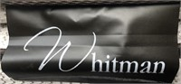 36 - BEAUTIFUL KING WHITMAN PILLOWTOP MATTRESS/BOX