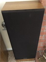 36 - COMPLETE PANASONIC STEREO SYSTEM W/SPEAKERS
