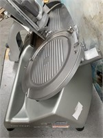 C - NEW HOBART MEAT SLICER MACHINE
