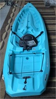 """C - NEW BLUE SIT ON TOP DAYLITE ''KAYAK ONLY"""""""