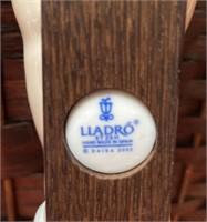 N - LARGE LLADRO JESUS ON CROSS W/BOX