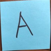 C - NEW ABBYSON LIVING BROWN SITTING CHAIR (A)